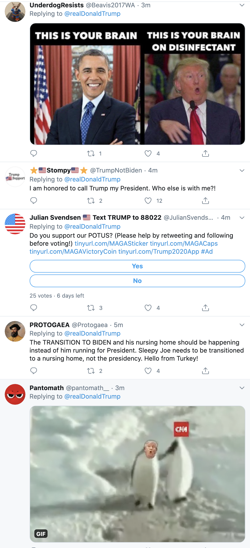 Screen-Shot-2020-05-18-at-7.36.39-AM Trump Unleashes Multiple Monday A.M. Tweets In ALL CAPS Coronavirus Election 2020 Featured Politics Top Stories