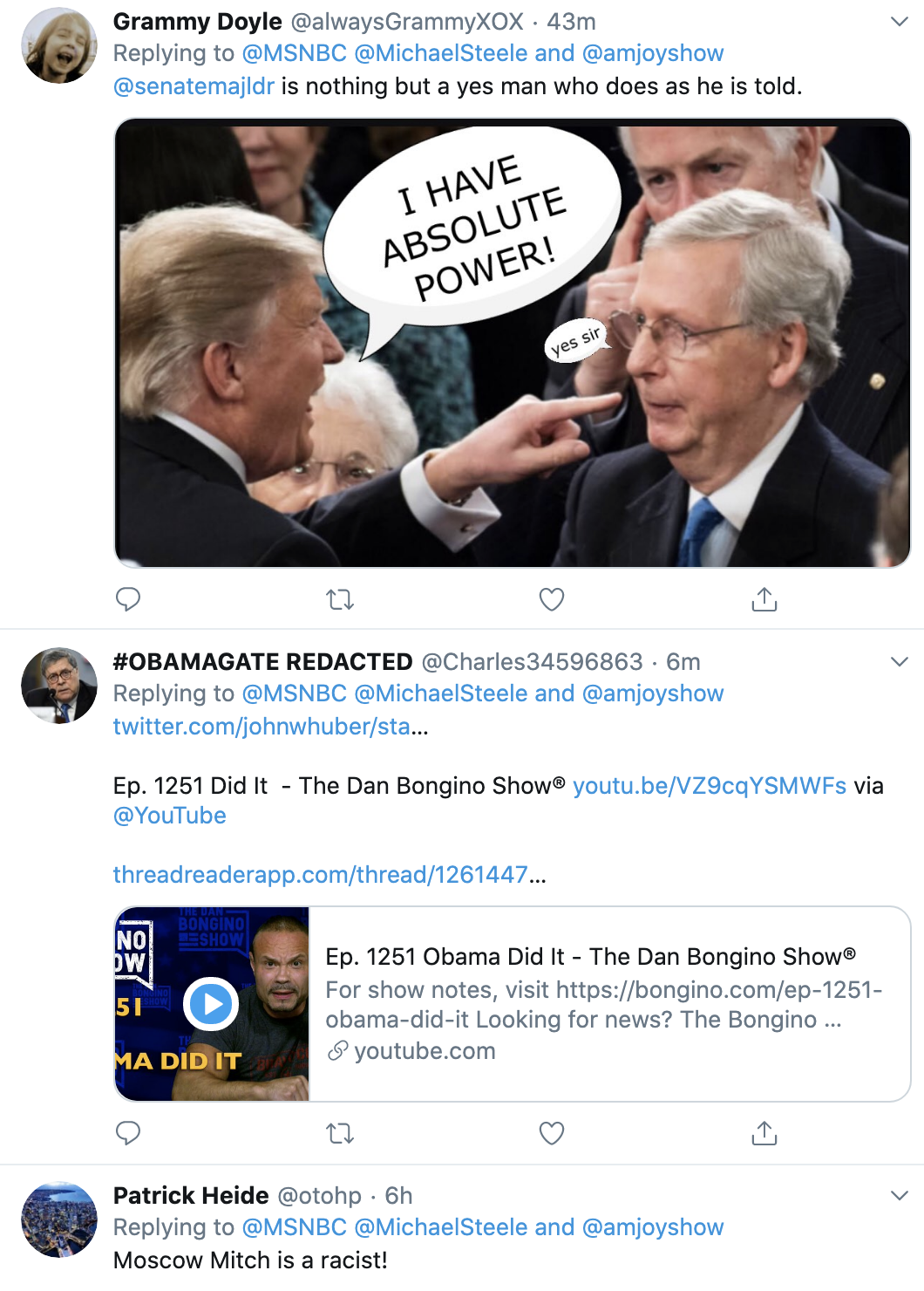 Screen-Shot-2020-05-18-at-8.58.30-AM McConnell Wails To Media About Losing Senate Majority In 2020 Coronavirus Election 2020 Featured Politics Top Stories