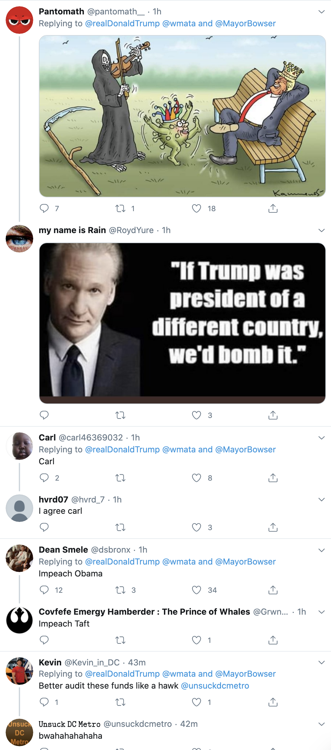 Screen-Shot-2020-05-19-at-12.31.28-PM Trump Delivers More Unnerving Tuesday Afternoon Tweets Coronavirus Election 2020 Featured Politics Top Stories