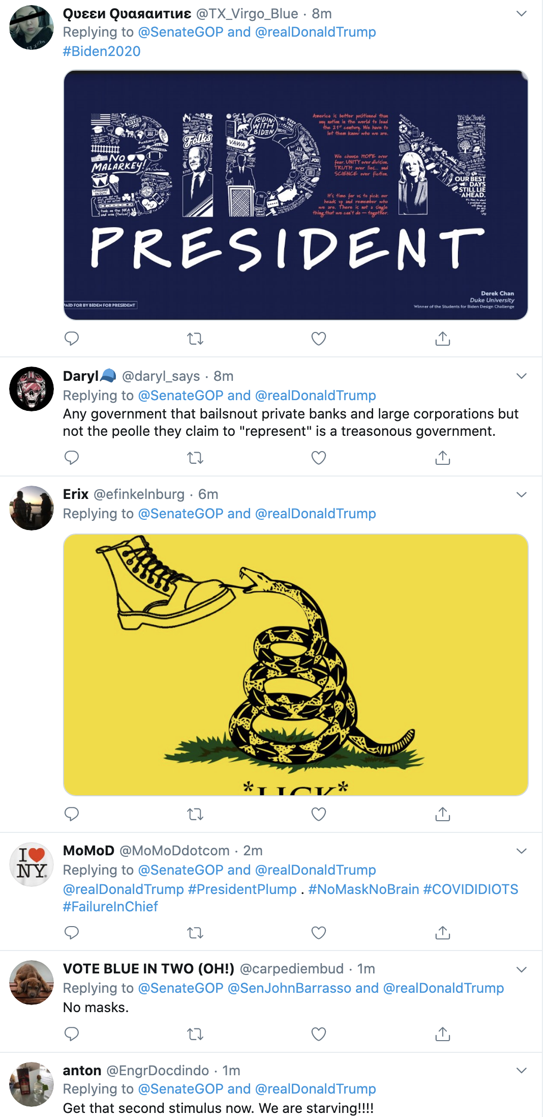 Screen-Shot-2020-05-19-at-2.07.22-PM Trump Mocked After Tweeting Ridiculous Video For Himself Coronavirus Election 2020 Featured Politics Top Stories