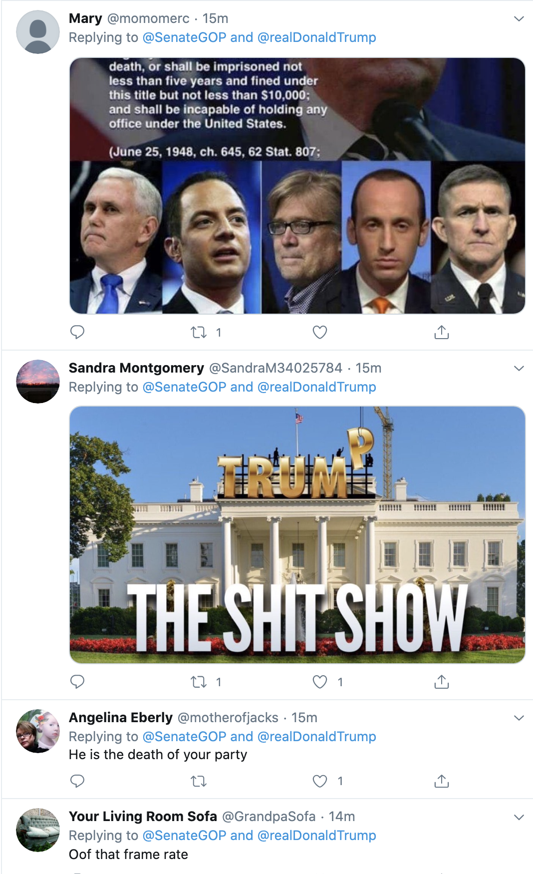 Screen-Shot-2020-05-19-at-2.10.18-PM Trump Mocked After Tweeting Ridiculous Video For Himself Coronavirus Election 2020 Featured Politics Top Stories