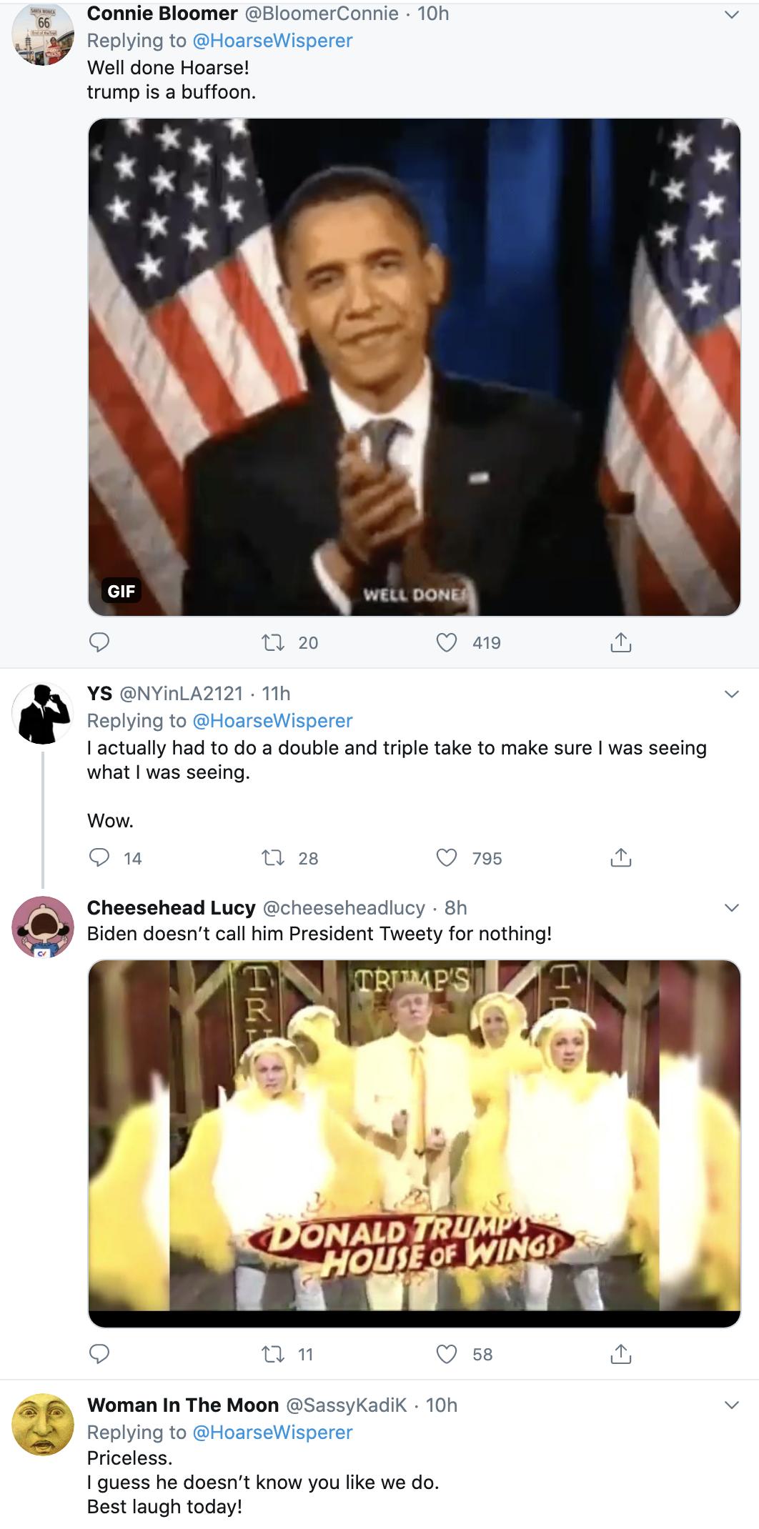 Screen-Shot-2020-05-19-at-8.10.57-AM Trump Retweets RESIST Critic & Gets Mocked Into Oblivion Coronavirus Corruption Featured Politics Top Stories