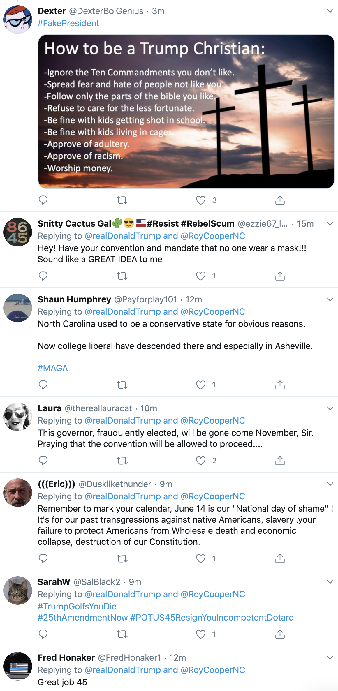 Screen-Shot-2020-05-25-at-7.31.45-AM Trump Suffers Early Morning 7 Tweet Explosion Of Insanity Coronavirus Election 2020 Featured Politics Top Stories