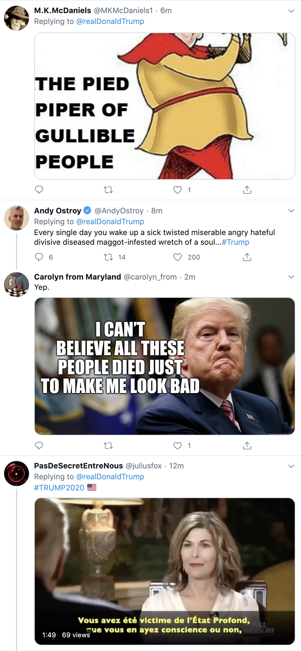 Screen-Shot-2020-05-26-at-7.22.16-AM Trump Declares 2020 Election Invalid During Pre-Dawn Mental Breakdown Corruption Featured Politics Top Stories