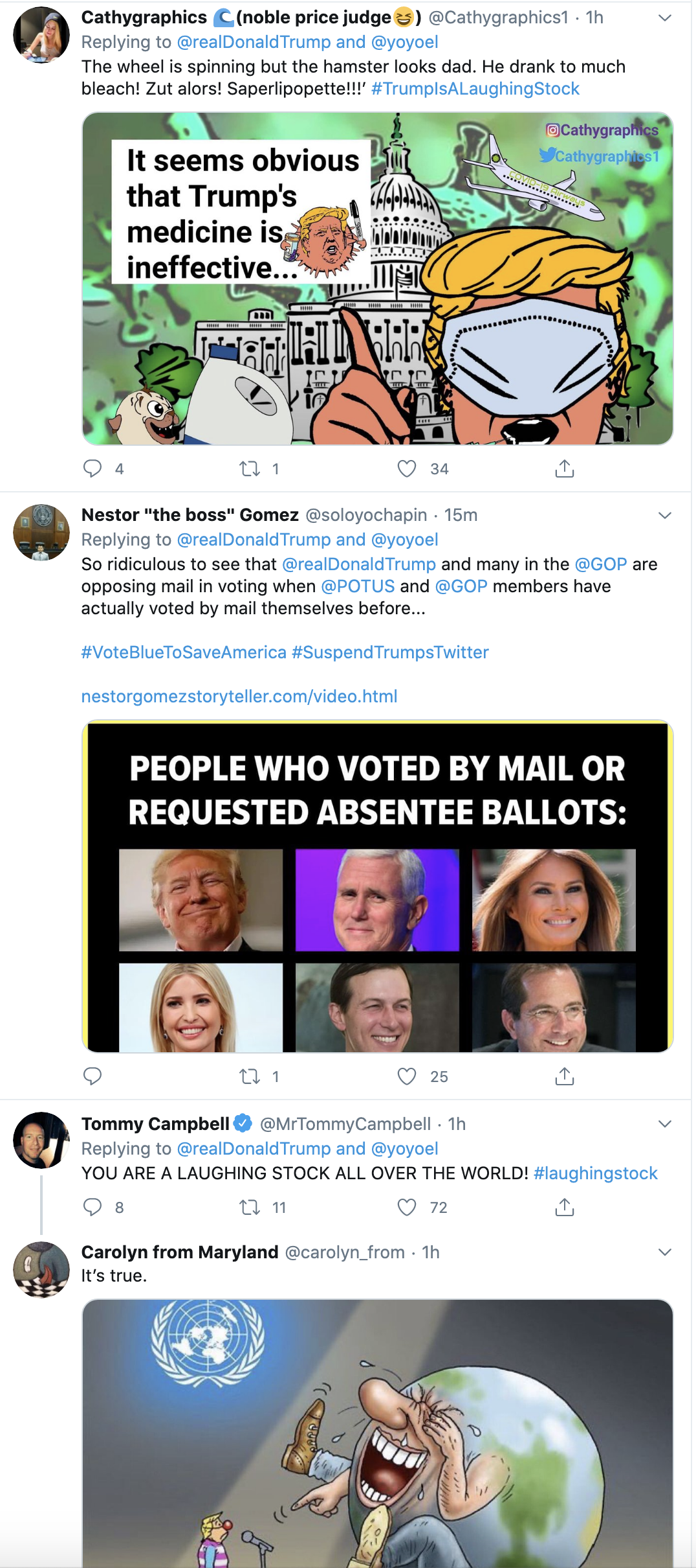 Screen-Shot-2020-05-28-at-12.57.23-PM Trump Attacks Twitter & Mail In Voting During Afternoon Meltdown Corruption Election 2020 Featured Politics Top Stories