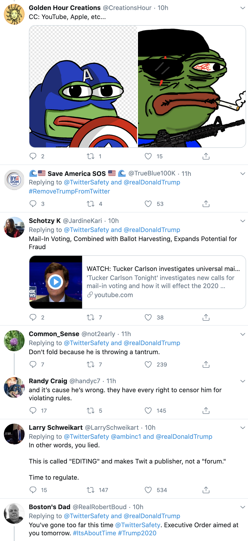 Screen-Shot-2020-05-28-at-9.03.03-AM Twitter Announces 'New Label' For Trump Fact Check That Has Donald Crazy Corruption Featured Politics Top Stories