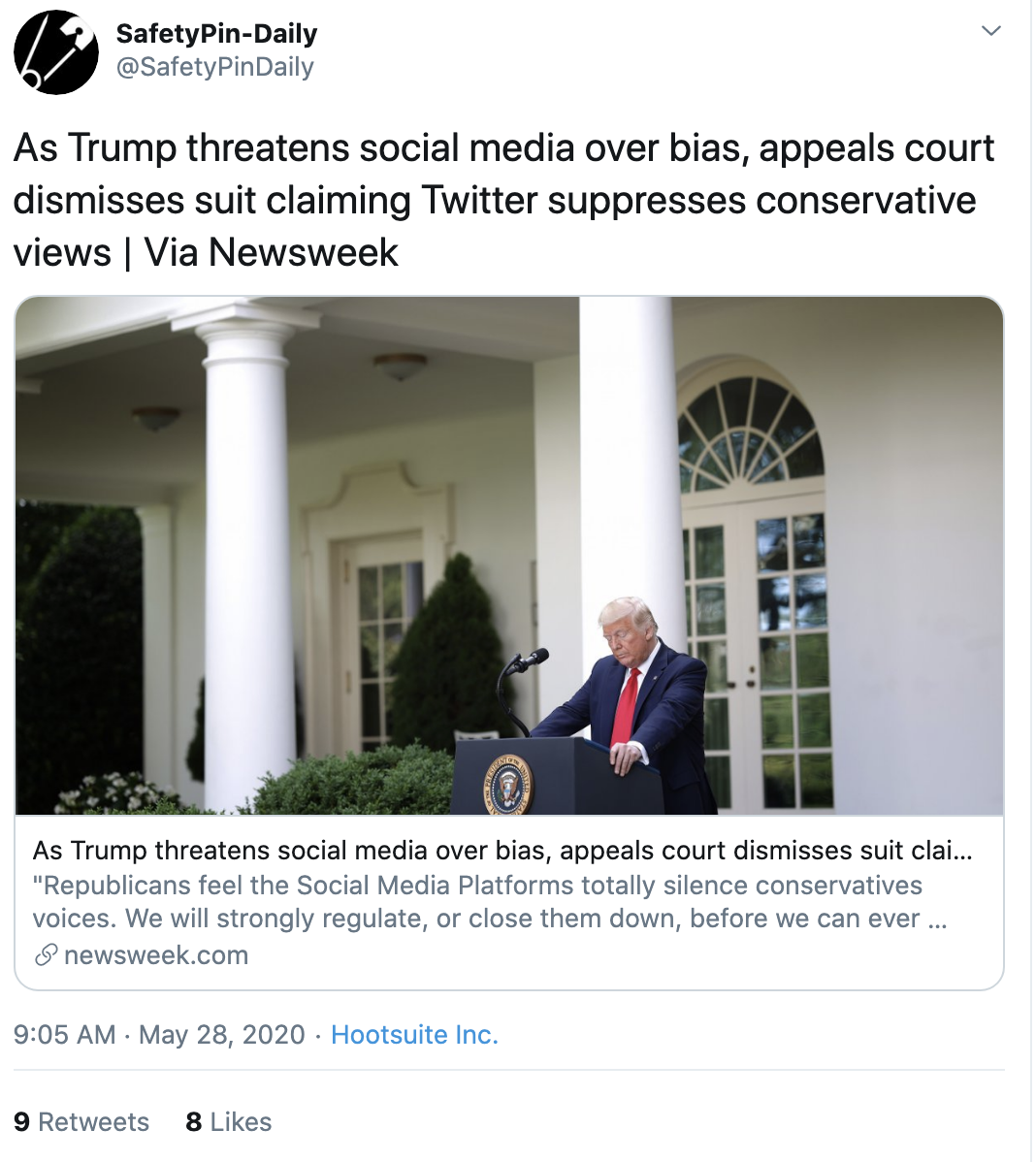 Screen-Shot-2020-05-28-at-9.11.19-AM Twitter Announces 'New Label' For Trump Fact Check That Has Donald Crazy Corruption Featured Politics Top Stories