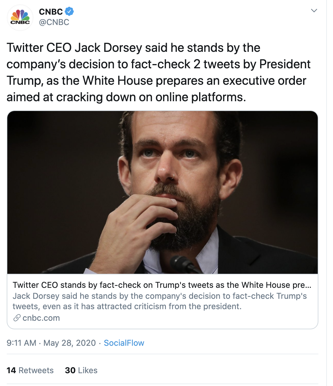 Screen-Shot-2020-05-28-at-9.13.15-AM Twitter Announces 'New Label' For Trump Fact Check That Has Donald Crazy Corruption Featured Politics Top Stories