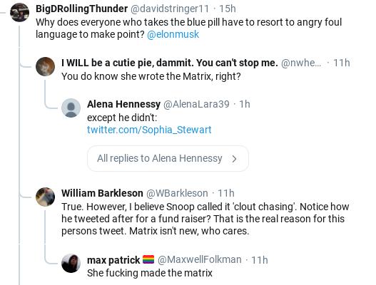 Screenshot-2020-05-18-at-11.29.37-AM Ivanka Humiliated By Movie-Maker After Matrix Tweet Donald Trump Politics Social Media Top Stories