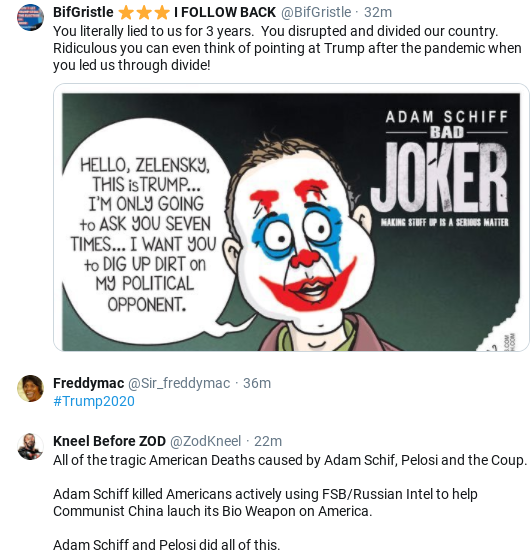 Screenshot-2020-05-23-at-3.03.54-PM Schiff Embarrasses Trump With Weekend Smack-Down Over COVID-19 Failure Donald Trump Politics Social Media Top Stories