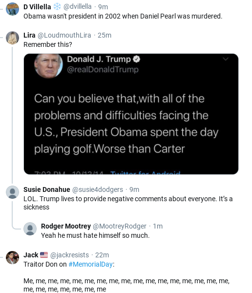 Screenshot-2020-05-25-at-9.58.32-AM Trump Rampages Into Mid-Morning Conniption Fit Of Rage (IMAGES) Donald Trump Politics Social Media Top Stories