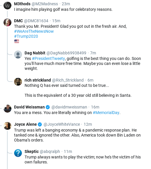 Screenshot-2020-05-25-at-9.59.17-AM Trump Rampages Into Mid-Morning Conniption Fit Of Rage (IMAGES) Donald Trump Politics Social Media Top Stories