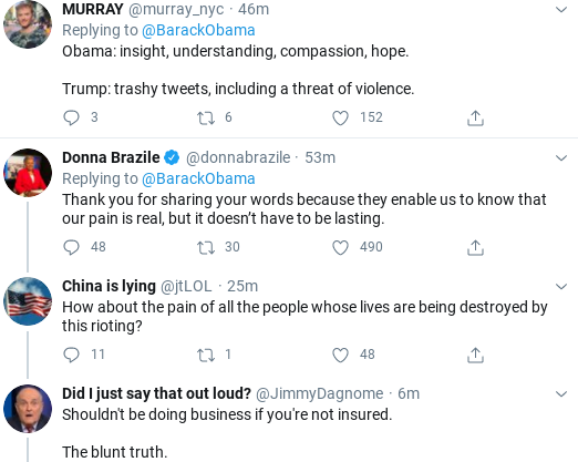 Screenshot-2020-05-29-at-1.06.01-PM Obama Shows Trump How To Lead With Public Message Of Hope Donald Trump Politics Social Media Top Stories