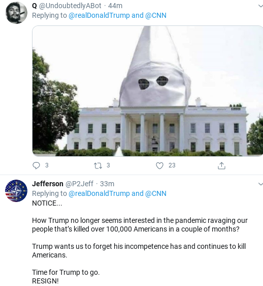 "Screenshot-2020-05-30-at-1.49.44-PM Trump Attacks ""Sick Losers"" & ""FAKE NEWS"" During Afternoon Mental Collapse Donald Trump Politics Social Media Top Stories"