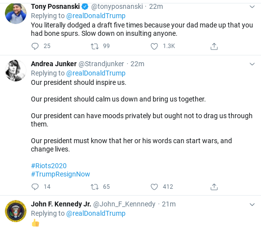 Screenshot-2020-05-30-at-10.54.21-AM Trump Brazenly Threatens Minneapolis Mayor During Mid-Morning Hissy Fit Donald Trump Politics Social Media Top Stories
