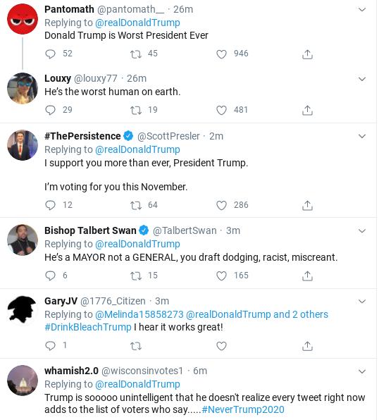 Screenshot-2020-05-30-at-10.54.39-AM Trump Brazenly Threatens Minneapolis Mayor During Mid-Morning Hissy Fit Donald Trump Politics Social Media Top Stories