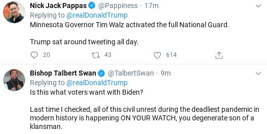 Screenshot-2020-05-31-at-4.26.07-PM Trump Accuses Democrats Of Protest Conspiracy During Afternoon Meltdown Donald Trump Politics Social Media Top Stories