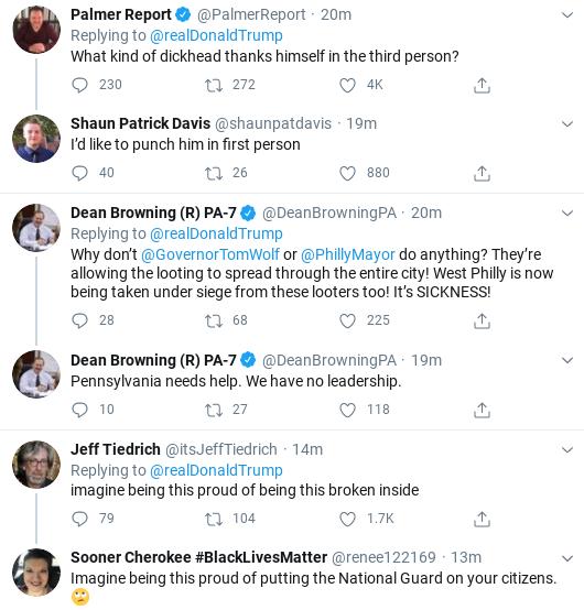 Screenshot-2020-05-31-at-4.26.26-PM Trump Accuses Democrats Of Protest Conspiracy During Afternoon Meltdown Donald Trump Politics Social Media Top Stories