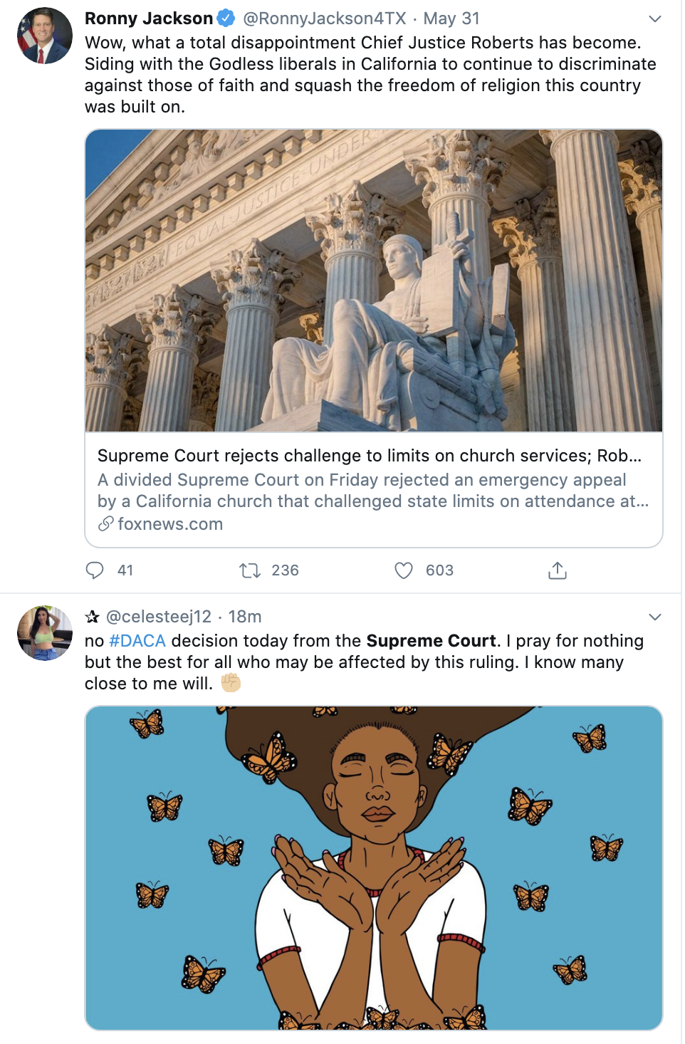 Screen-Shot-2020-06-01-at-1.12.32-PM Supreme Court Rebuffs Trump With Historic Deportation Ruling Featured Immigration Racism Supreme Court Top Stories