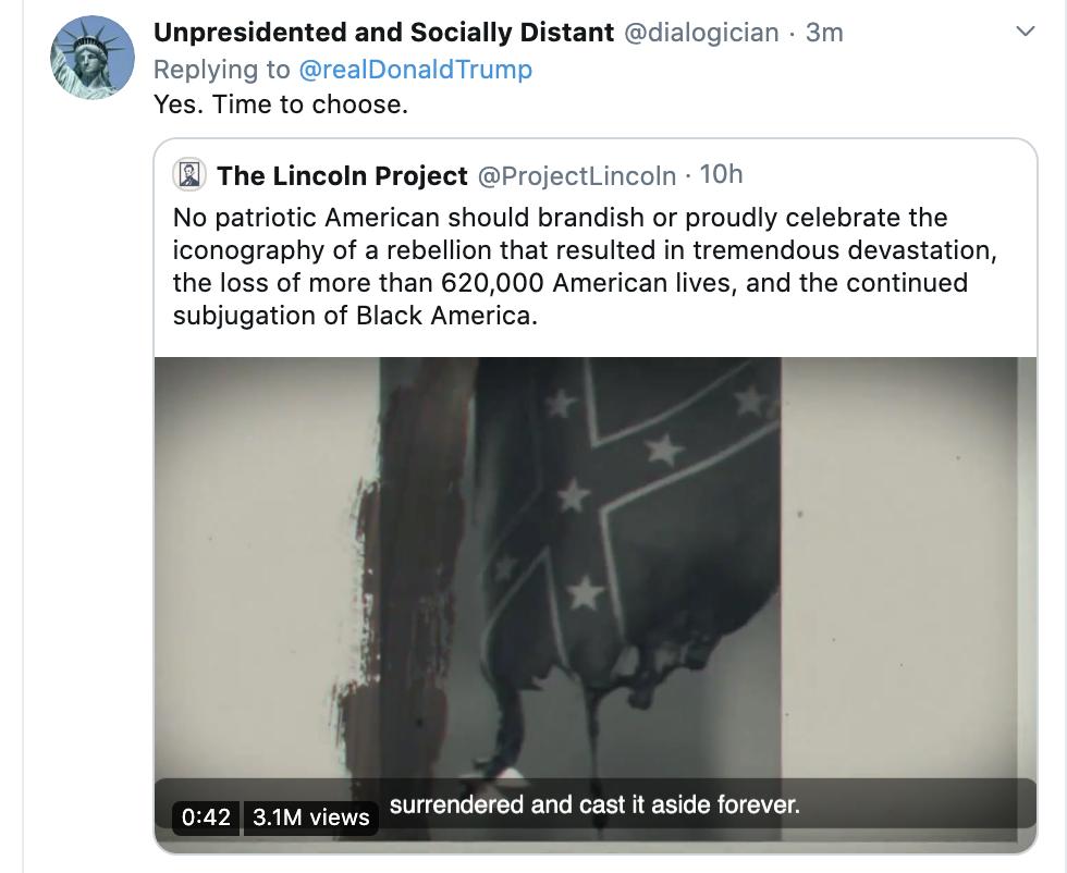Screen-Shot-2020-06-01-at-8.02.23-AM Trump Suffers Pre-Dawn Emotional Collapse Over 'ANTIFA', Biden, & Seattle Activism Black Lives Matter Featured Politics Top Stories
