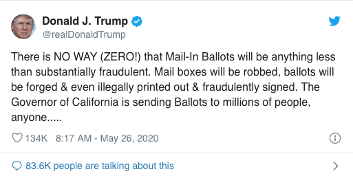 Screen-Shot-2020-06-04-at-3.20.44-PM Twitter Issues Detailed New Fact-Check Of Trump Donald Trump Featured Politics Top Stories Twitter