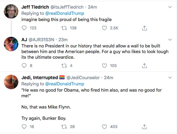 Screen-Shot-2020-06-04-at-7.46.16-PM Trump Attacks, Mattis, Murkowski, & Kelly During 10-Tweet Thursday Night Rant Donald Trump Featured Politics Top Stories Twitter