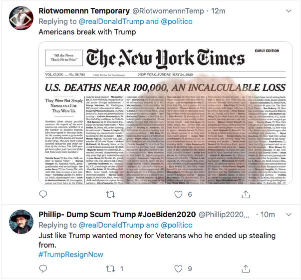 Screen-Shot-2020-06-04-at-7.48.21-PM Trump Attacks, Mattis, Murkowski, & Kelly During 10-Tweet Thursday Night Rant Donald Trump Featured Politics Top Stories Twitter