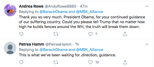 Screen-Shot-2020-06-04-at-8.25.37-PM Obama Issues 3-Tweet Instructions To America Like Our Real President Black Lives Matter Donald Trump Featured Politics Racism Top Stories Twitter
