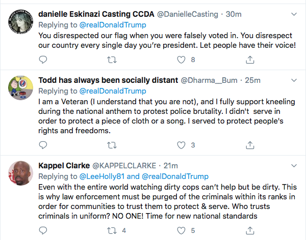 Screen-Shot-2020-06-08-at-9.40.29-AM Trump Rage Tweets At NFL For Colin Kaepernick Apology Like A Lunatic Black Lives Matter Donald Trump Featured Politics Racism Top Stories Twitter