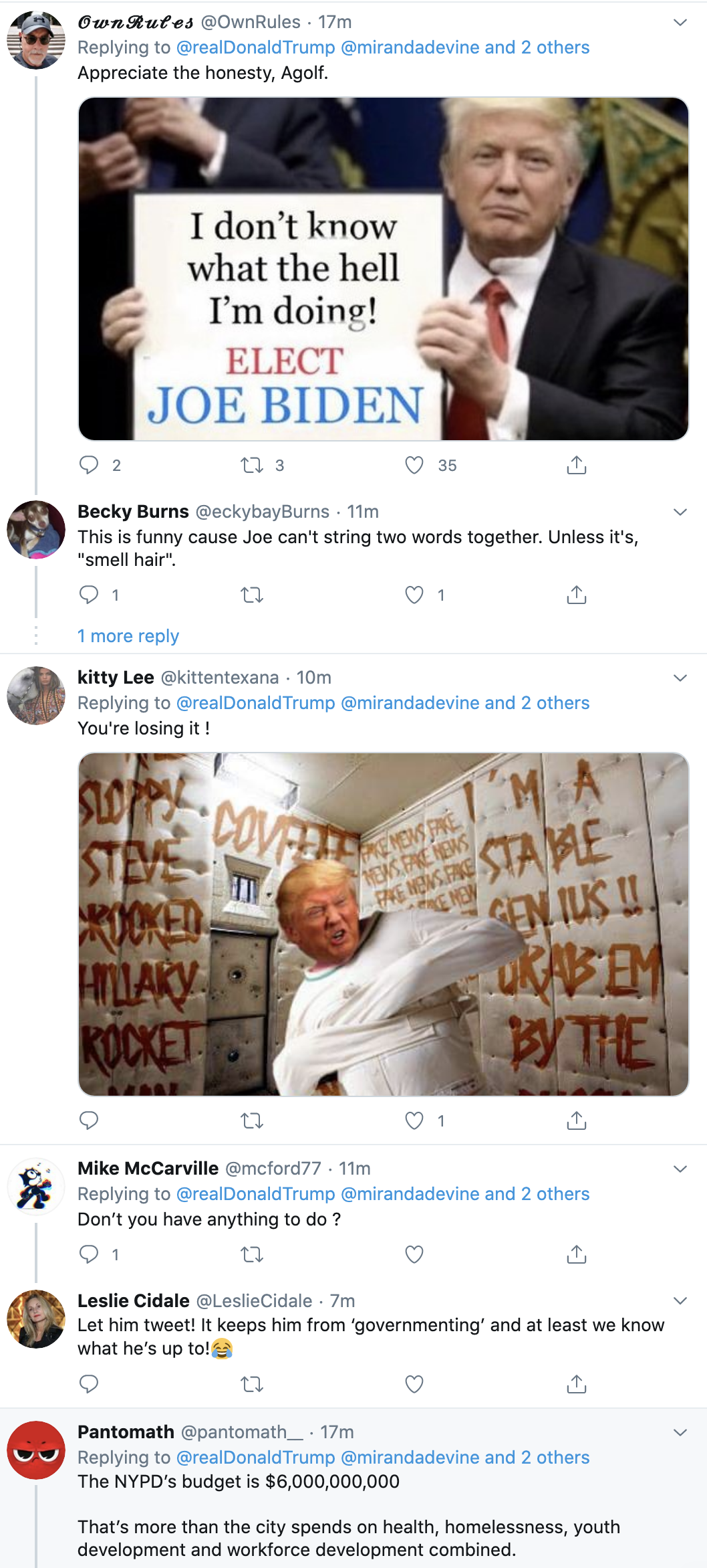 Screen-Shot-2020-06-09-at-7.22.26-AM Trump Sees Morning Polls & Erupts Into Unhinged 6-Tweet Meltdown Election 2020 Featured Police Misconduct Politics Top Stories