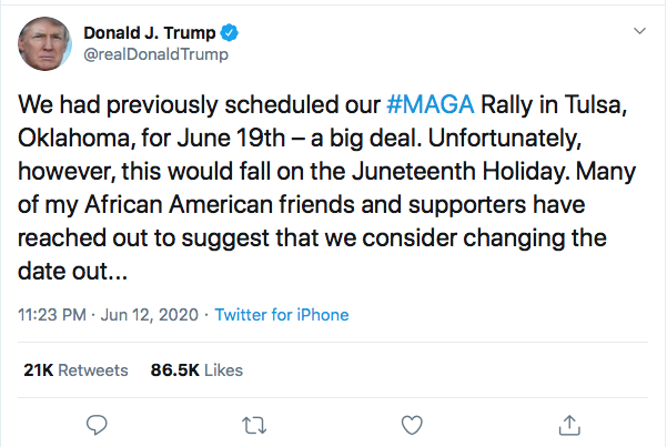 Screen-Shot-2020-06-13-at-8.05.38-AM Trump Calls Obama 'Abusive' During Early Morning 8-Tweet Meltdown Donald Trump Featured Politics Top Stories Twitter
