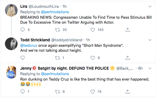 Screen-Shot-2020-06-15-at-9.05.28-AM Ted Cruz's Cringe-Worthy Public Embarrassment Goes Wildly Viral Celebrities Donald Trump Featured Politics Social Media Top Stories Twitter