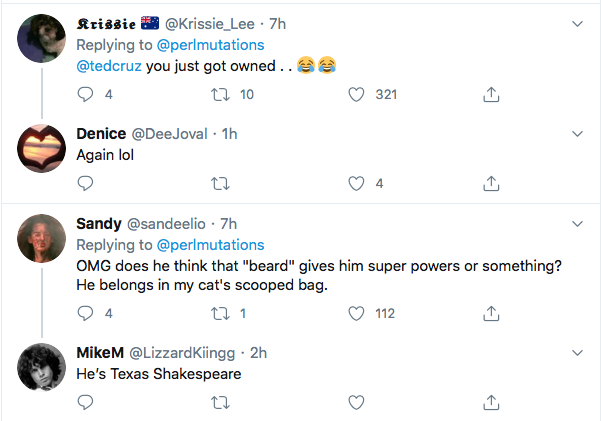Screen-Shot-2020-06-15-at-9.06.21-AM Ted Cruz's Cringe-Worthy Public Embarrassment Goes Wildly Viral Celebrities Donald Trump Featured Politics Social Media Top Stories Twitter