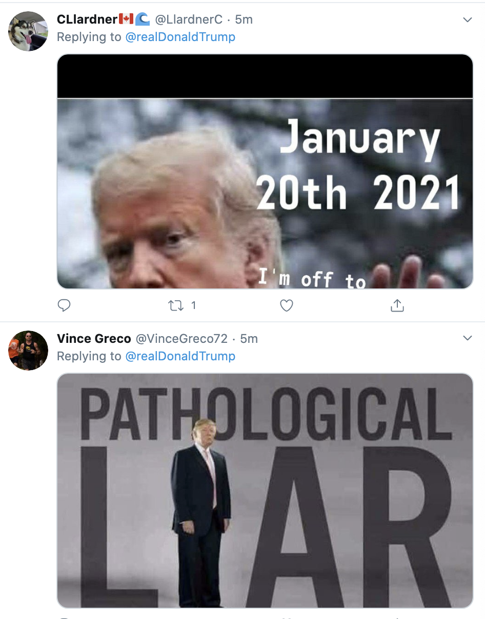 Screen-Shot-2020-06-18-at-7.51.58-AM Trump Suffers Pre-Dawn John Bolton Induced Multi-Tweet Meltdown Election 2020 Featured Impeachment Politics Top Stories
