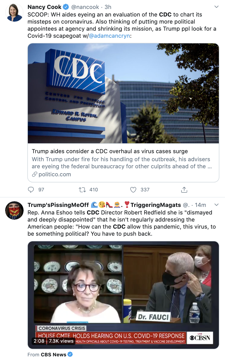 Screen-Shot-2020-06-23-at-11.57.49-AM Trump Set To Investigate CDC As Political Scapegoat For COVID-19: report Corruption Economy Featured Politics Top Stories