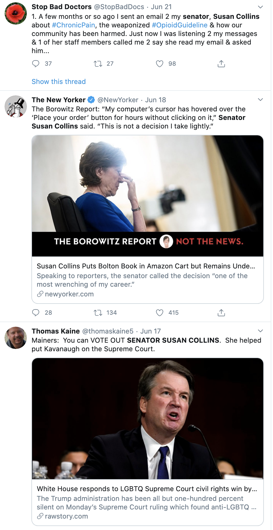 Screen-Shot-2020-06-23-at-9.57.22-AM Susan Collins Makes Dramatic Turn Against GOP To Join Democrats With Vote Election 2020 Featured Politics Supreme Court Top Stories