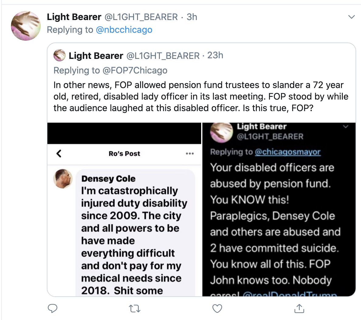 Screen-Shot-2020-06-28-at-2.41.40-PM Public Responds To Trump's Controversial 'White Power' Tweet Featured Politics Racism Top Stories