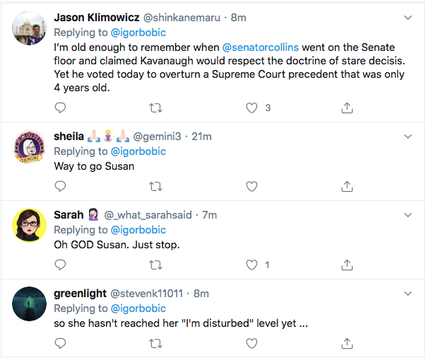 Screen-Shot-2020-06-29-at-6.01.13-PM Susan Collins Gives Phony Surprise Statement Over Kavanaugh Betrayal Abortion Election 2020 Featured Politics Top Stories