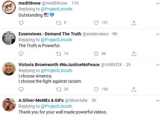 Screenshot-2020-06-01-at-10.49.44-AM Trump Horrified After New Attack Ad Gets Millions Of Views Within Hours Activism Donald Trump Election 2020 Politics Racism Social Media Top Stories