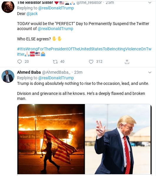 Screenshot-2020-06-01-at-2.52.39-PM Trump Names New Enemies During Mid-Afternoon Meltdown Donald Trump Politics Social Media Top Stories