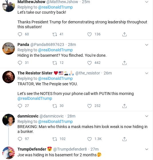 Screenshot-2020-06-01-at-2.55.35-PM Trump Names New Enemies During Mid-Afternoon Meltdown Donald Trump Politics Social Media Top Stories