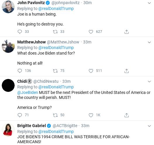 Screenshot-2020-06-02-at-4.31.55-PM Trump Has Late Afternoon Tantrum Calling Legit Protestors 'Thugs' Donald Trump Politics Social Media Top Stories