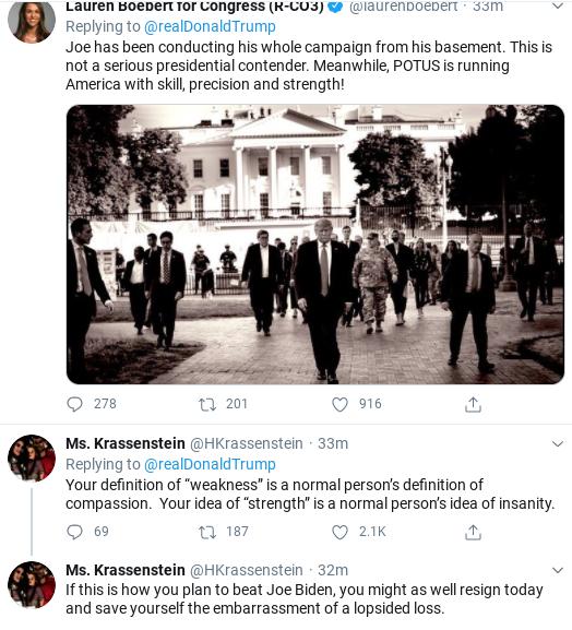 Screenshot-2020-06-02-at-4.32.07-PM Trump Has Late Afternoon Tantrum Calling Legit Protestors 'Thugs' Donald Trump Politics Social Media Top Stories