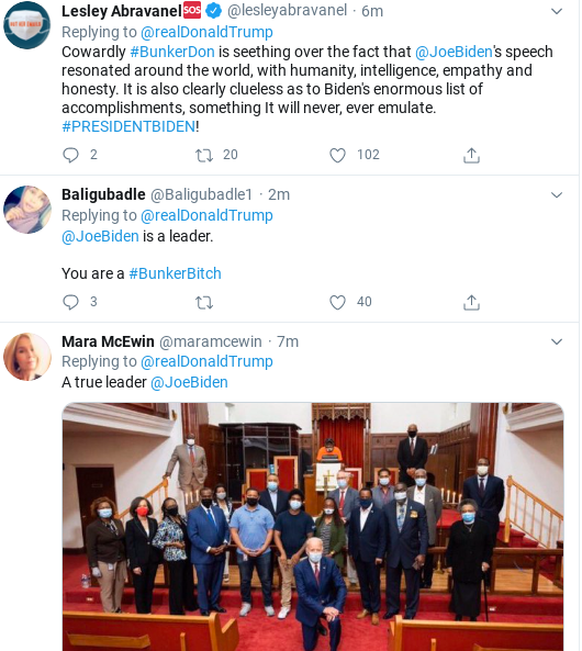 Screenshot-2020-06-02-at-4.32.33-PM Trump Has Late Afternoon Tantrum Calling Legit Protestors 'Thugs' Donald Trump Politics Social Media Top Stories