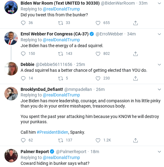 Screenshot-2020-06-02-at-4.33.25-PM Trump Has Late Afternoon Tantrum Calling Legit Protestors 'Thugs' Donald Trump Politics Social Media Top Stories