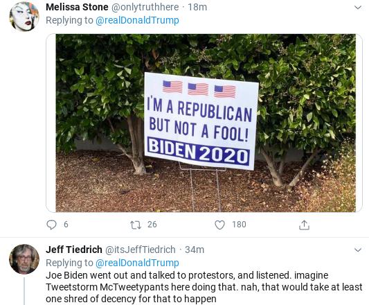 Screenshot-2020-06-02-at-4.34.29-PM Trump Has Late Afternoon Tantrum Calling Legit Protestors 'Thugs' Donald Trump Politics Social Media Top Stories