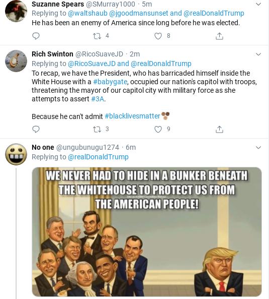 Screenshot-2020-06-05-at-2.37.00-PM Trump Threatens 'Incompetent' Black DC Mayor During Friday Freakout Donald Trump Politics Social Media Top Stories