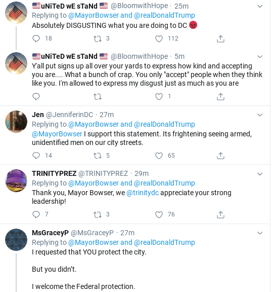 Screenshot-2020-06-05-at-9.50.03-AM Washington DC  Mayor Publicly Shames Trump Over Failed Presidency Donald Trump Military Politics Top Stories
