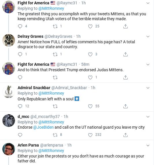 Screenshot-2020-06-06-at-11.51.16-AM Romney Shames Trump & GOP With Saturday Protest Support Message Donald Trump Politics Social Media Top Stories