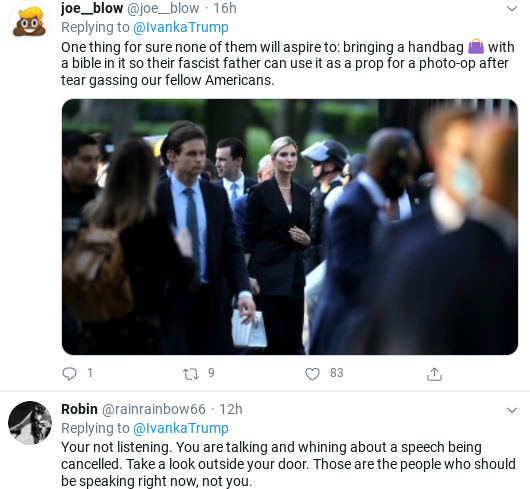 Screenshot-2020-06-06-at-12.39.15-PM Ivanka Trump Publicly Embarrassed After Caught Whining About Privilege Donald Trump Politics Social Media Top Stories